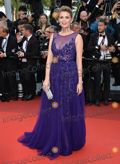 """Carly Steel, Woody Allen, Carly Steele Photo - Carly Steel at the gala premiere of Woody Allen's """"Cafe Society"""" at the 69th Festival de Cannes.May 11, 2016  Cannes, FrancePicture: Paul Smith / Featureflash"""