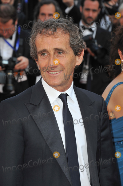 """Alain Prost Photo - Alain Prost at the gala screening of """"Mud"""" in competition at the 65th Festival de Cannes.May 26, 2012  Cannes, FrancePicture: Paul Smith / Featureflash"""