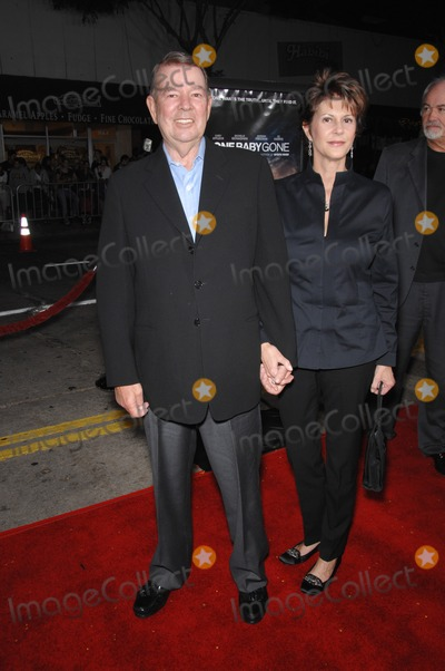"Alan Ladd Photo - Alan Ladd Jr & wife at the Los Angeles premiere of ""Gone Baby Gone"".