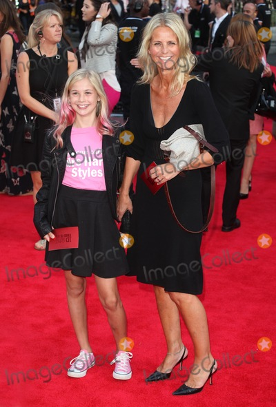 Photos And Pictures Ulrika Jonsson And Daughter Bo At The Uk