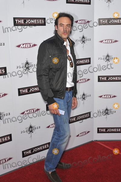 """Anthony Delon, Alain Delon Photo - Anthony Delon (actor son of Alain Delon) at the Los Angeles premiere of """"The Joneses"""" at the Arclight Theatre, Hollywood.April 8, 2010  Los Angeles, CAPicture: Paul Smith / Featureflash"""