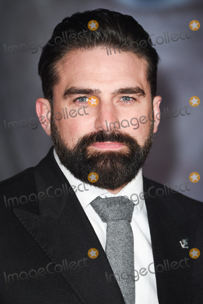"""Ant Middleton Photo - Ant Middleton at the UK premiere of """"The Revenant"""" at the Empire Leicester Square, London. January 14, 2016  London, UKPicture: Steve Vas / Featureflash"""