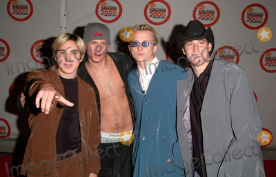 No Authority Photo - 14APR2000: Pop group NO AUTHORITY at Nickelodeon's 13th Annual Kids Choice Awards.
