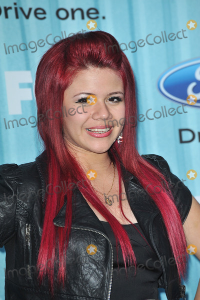 Allison Iraheta Photo - American Idol finalist Allison Iraheta at the American Idol Final 13 Party at Area Nightclub, West Hollywood.