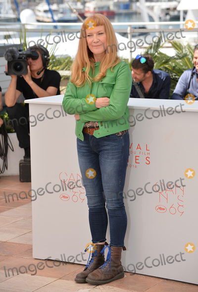 """Andrea Arnold Photo - Director Andrea Arnold at the photocall for """"American Honey"""" at the 69th Festival de Cannes.May 15, 2016  Cannes, FrancePicture: Paul Smith / Featureflash"""