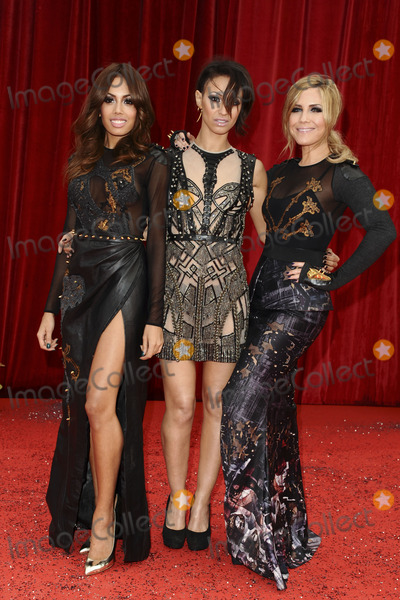 Heidi Range, SugaBabes, Jade Ewan Photo - Sugababes, Jade Ewan, Ammelle Berrabah and Heidi Range arrives at the British Soap awards 2011 held at the Granada Studios, Manchester.