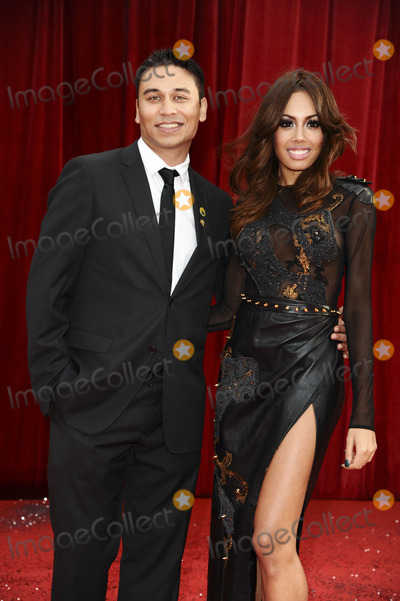 Jade Ewan, Ricky Norwood Photo - Ricky Norwood and Jade Ewan arrives at the British Soap awards 2011 held at the Granada Studios, Manchester.