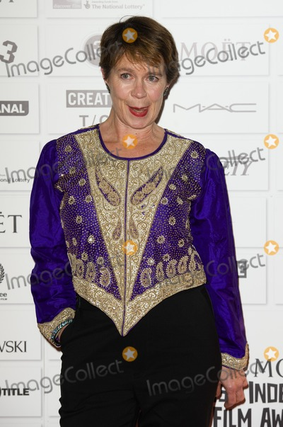 Celia Imrie Photo - Celia Imrie arriving for the Moet British Independant Film Awards 2011 held at Old Billingsgate Market in London. 04/12/2011 Picture by: Simon Burchell / Featureflash