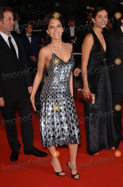 """Ana Claudia, Ana Claudia Talancon, Ana Ivanoviæ Photo - Actress ANA CLAUDIA TALANCON at the gala screening for """"Fast Food Nation"""" at the 59th Annual International Film Festival de Cannes.May 17, 2006  Cannes, France. 2006 Paul Smith / Featureflash"""