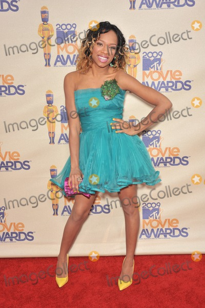Lil Mama, Lil' Mama Photo - Lil Mama at the 2009 MTV Movie Awards at Universal Studios, Hollywood.