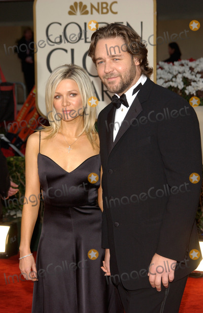 Photos and Pictures - Actor RUSSELL CROWE & girlfriend DANIELLE