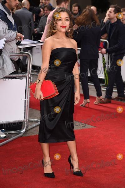 Antonia Thomas Photo - Antonia Thomas arrives for the Empire Awards 2015 at the Grosvenor House Hotel, London. 29/03/2015 Picture by: Steve Vas / Featureflash