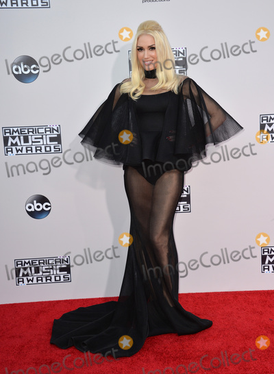 Gwen Stefani Photo - Gwen Stefani at the 2015 American Music Awards at the Microsoft Theatre, LA Live.November 22, 2015  Los Angeles, CAPicture: Paul Smith / Featureflash