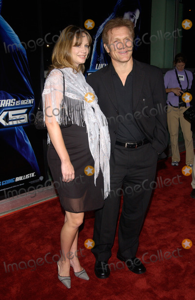 Andrew Stevens Photo - Actor/producer ANDREW STEVENS & wife at the world premiere, in Los Angeles, of Ballistic: Ecks vs. Sever.18SEP2002   Paul Smith / Featureflash