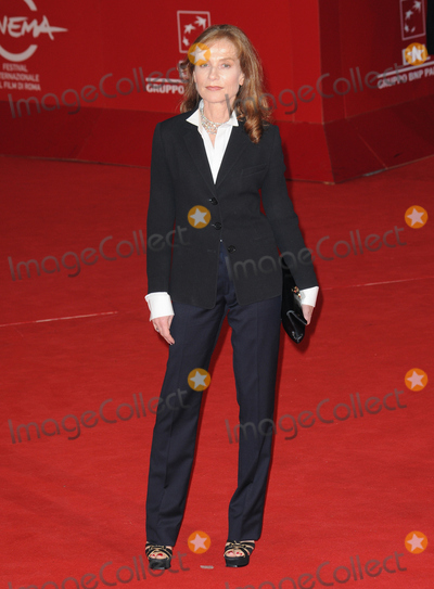 """Isabelle Huppert Photo - Isabelle Huppert attends the premiere of """"Mon pire cauchemar"""" during the 6th International Rome Film Festival.October 30, 2011, Rome, ItalyPicture: Catchlight Media / Featureflash"""