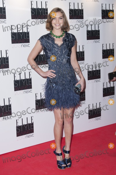 Arizona Muse, Muse Photo - Arizona Muse arriving for the 2013 Elle Style Awards, at The Savoy Hotel, London. 11/02/2013 Picture by: Simon Burchell / Featureflash