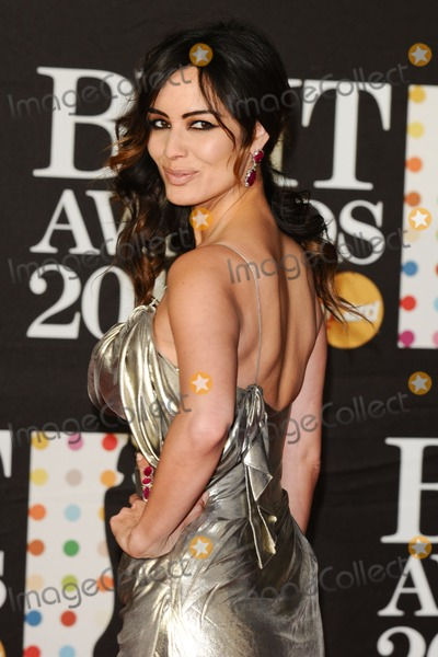Berenice Marhloe Photo - Berenice Marhloe arrives for the Brit Awards 2013 at the O2 Arena, Greenwich, London. 20/02/2013 Picture by: Steve Vas / Featureflash