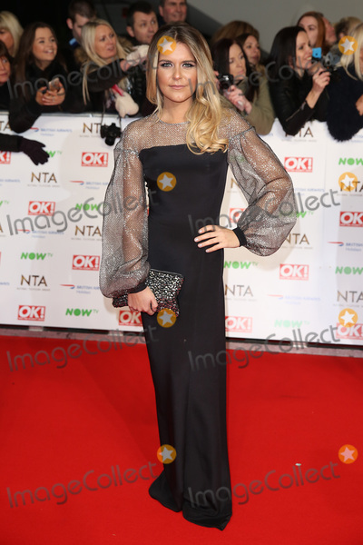 Gemma Oaten, James Smith Photo - Gemma Oaten at The National Television Awards 2016 (NTA's) held at the O2 Arena, London. January 20, 2016  London, UKPicture: James Smith / Featureflash