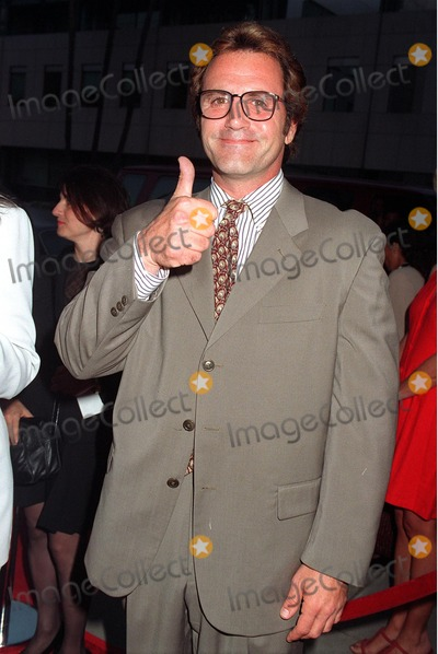 """Frank Stallone Photo - 12AUG97:  Actor FRANK STALLONE (brother of Sylvester)  at the premiere of """"Event Horizon,"""" in Beverly Hills."""