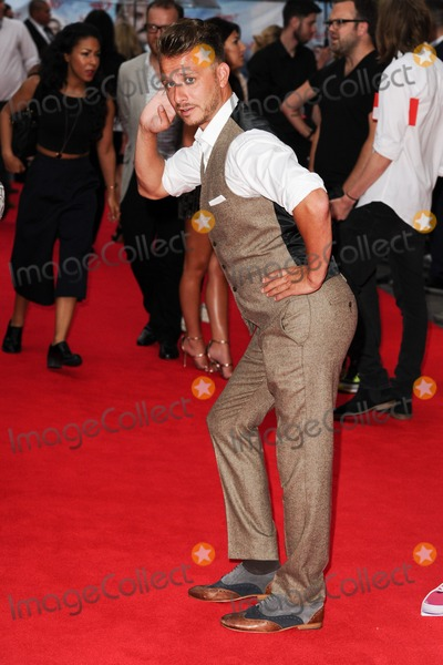 """Andy Samuels Photo - Andy Samuels arrives for the premiere of """"The Hooligan Factory"""" at the Odeon West End, London. 09/06/2014 Picture by: Steve Vas / Featureflash"""