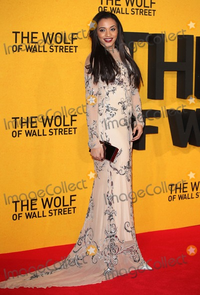 Amal Fashanu Photo - Amal Fashanu arriving for the UK Premiere of The Wolf Of Wall Street, Odeon Leicester Square, London. 09/01/2014 Picture by: Alexandra Glen / Featureflash