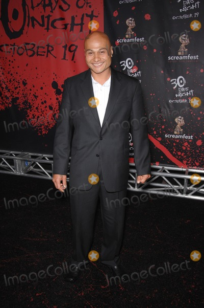 """Grauman's Chinese Theatre, Andrew Stehlin Photo - Andrew Stehlin at the premiere of his new movie """"30 Days of Night"""" at the Grauman's Chinese Theatre, Hollywood, CA.October 17, 2007  Los Angeles, CAPicture: Paul Smith / Featureflash"""