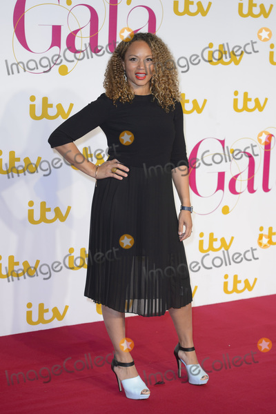 Angela Griffin Photo - Angela Griffin at the ITV Gala at the London Palladium.
