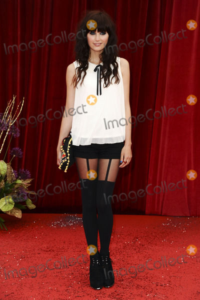 Sophie Powles Photo - Sophie Powles arrives at the British Soap awards 2011 held at the Granada Studios, Manchester.14/05/2011  Picture by Steve Vas/Featureflash