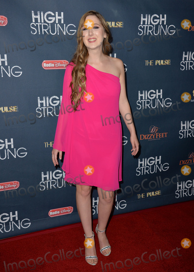"Heather Youmans Photo - Singer Heather Youmans at the premiere for ""High Strung"" at the TCL Chinese 6 Theatres, Hollywood.