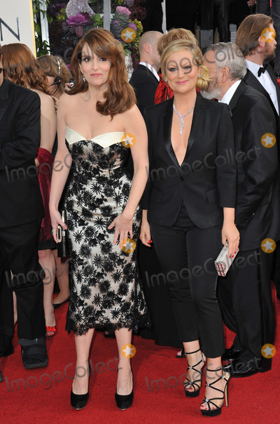 Tina Fey, AMY POHLER Photo - Amy Pohler & Tina Fey at the 70th Golden Globe Awards at the Beverly Hilton Hotel.January 13, 2013  Beverly Hills, CAPicture: Paul Smith / Featureflash