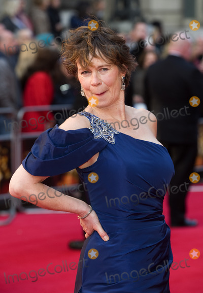 Celia Imrie Photo - Celia Imrie arrives for the Olivier Awards 2012 at the Royal Opera House, Covent Garden, London. 15/04/2012 Picture by: Simon Burchell / Featureflash