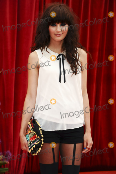 Sophie Powles Photo - Sophie Powles arrives at the British Soap awards 2011 held at the Granada Studios, Manchester.