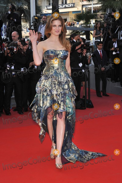 "Alessia Piovan Photo - Alessia Piovan at the premiere screening of ""Wall Street: Money Never Sleeps"" at the 63rd Festival de Cannes.