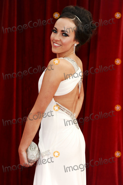 Stephanie Davis, Stephanie Davies Photo - Stephanie Davis arrives at the British Soap awards 2011 held at the Granada Studios, Manchester.