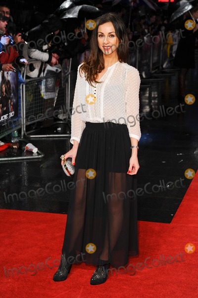 Lindsay Armaou, B*witched, Leicester Square Photo - Lindsay Armaou (B*witched) arriving for the G.I. Joe Retaliation 3D, UK premiere at the Empire Leicester Square, London. 18/03/2013 Picture by: Steve Vas / Featureflash