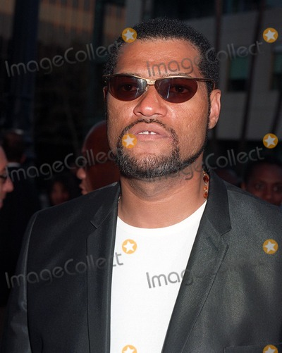 Laurence Fishburne Photo - 12AUG97:  Actor LAURENCE FISHBURN at the premiere of his 