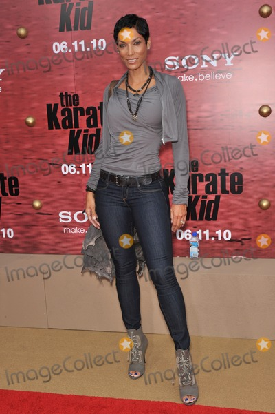 "Nicole Mitchell Murphy, NICOLE MITCHELL, Nicole Murphy Photo - Nicole Mitchell Murphy at the Los Angeles premiere of ""The Karate Kid"" at Mann Village Theatre, Westwood.