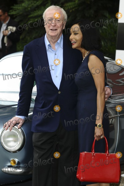 "Michael Caine, Shakira, Sir Michael Caine, The Cars, Michael Cain, Michael Bublé, Michael Paré Photo - Sir Michael Caine and wife, Shakira arriving for the ""Cars 2"" pre premiere party at Whitehall Gardens, London. 17/07/2011 Picture by: Steve Vas / Featureflash"