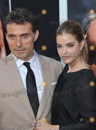 photos and pictures rufus sewell amp barbara palvin at the