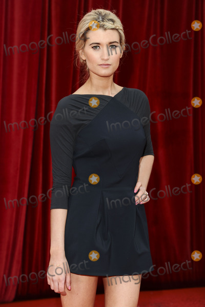 Charley Webb Photo - Charley Webb arrives at the British Soap awards 2011 held at the Granada Studios, Manchester.