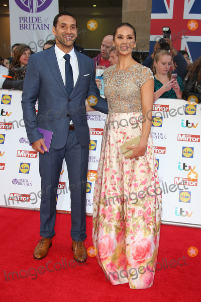 Amanda Byram, James Smith Photo - Amanda Byram & Julian Okines at the 2015 Pride of Britain Awards at the Grosvenor House Hotel.
