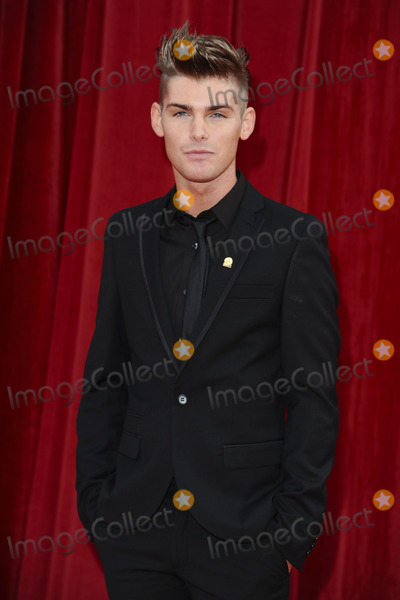 Kieron Richardson Photo - Kieron Richardson arrives at the British Soap awards 2011 held at the Granada Studios, Manchester.