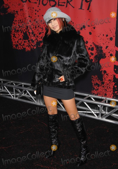 """Bai Ling, Grauman's Chinese Theatre Photo - Bai Ling at the premiere of """"30 Days of Night"""" at the Grauman's Chinese Theatre, Hollywood, CA.October 17, 2007  Los Angeles, CAPicture: Paul Smith / Featureflash"""