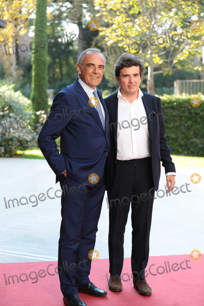 Alberto Barbera, Taj Mahal, Nicolas Saada Photo - Venice Film Festival director Alberto Barbera & director Nicolas Saada at the premiere of Taj Mahal at the 2015 Venice Film Festival.