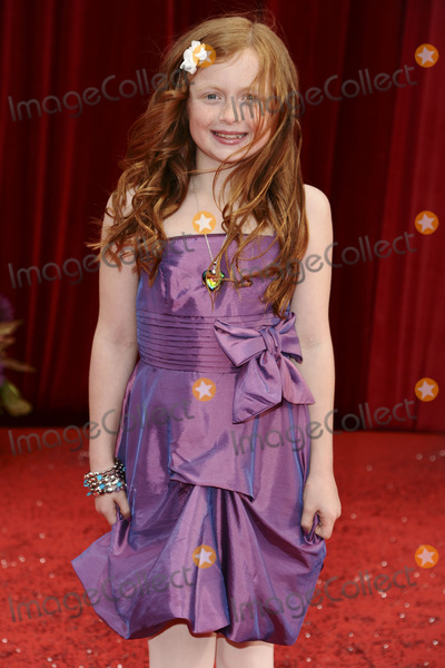 Maisie Smith Photo - Maisie Smith arrives at the British Soap awards 2011 held at the Granada Studios, Manchester.