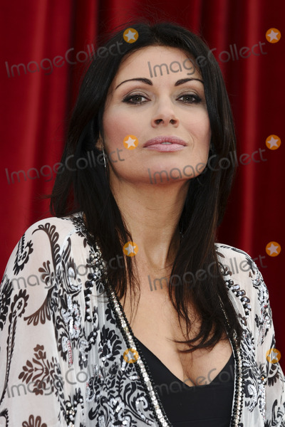Alison King Photo - Alison King arrives at the British Soap awards 2011 held at the Granada Studios, Manchester.14/05/2011  Picture by Steve Vas/Featureflash