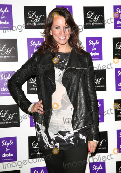 Andrea Mclean, Strokes Photo - Andrea McLean arriving for the Style for Stroke Party, 5 Cavendish Square, London. 02/10/2012 Picture by: Alexandra Glen / Featureflash