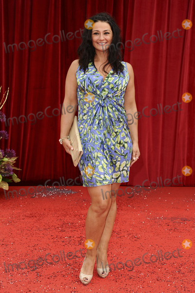 Natalie Robb Photo - Natalie J Robb arrives at the British Soap awards 2011 held at the Granada Studios, Manchester.