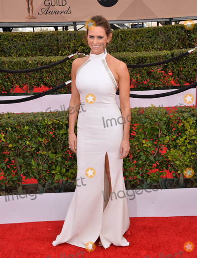 Amy Landecker Photo - Actress Amy Landecker at the 22nd Annual Screen Actors Guild Awards at the Shrine Auditorium. 