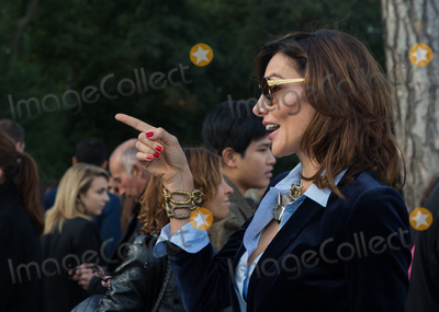 Adriana Abascal, Front Row Photo - Adriana Abascal attend Louis Vuitton Show Front Row - Paris Fashion Week  2016.October 7, 2015 Paris, FrancePicture: Kristina Afanasyeva / Featureflash